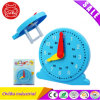 School Supply Wisdom Clock Education Learning Toy