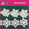 3D White Embroidery Lace