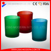 Wholesale Customized Colorful Frosted Glass Cup