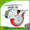 Double Brake Shock Absorption Caster
