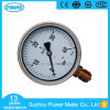 100mm Half Stainless Steel Bottom Thread Type Liquid Filled Pressure Gauge