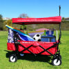 Deserve to Have Foldable/Folding Wagon Camping Wagon