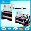 Industrial Hanbell Brand Compressor Screw Chiller Water Ground Source Heat Pump Type
