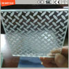 Tempered Anti-Slip Construction Glass with SGCC/Ce/CCC/ISO for Stairs, Partition