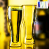 Colorful Beer Glass Cup Shaped Beer Glass Double Wall Beer Glass Cup