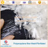 High Quality PP Fiber Mesh PP Staple Fiber