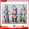 Cheapest Poly Resin Garden Gnome Figurine for Home Decoration Promotional Gifts