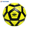 Wholesale Bright PU PVC Leather Training Football
