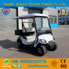 2 Seater Electric Golf Car with Rear Cargo Box