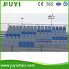 Jy-716 Plastic Retractable Telscopic Bleachers Stadium Scaffolding Grandstand