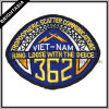 University Embroidery Patch for Clothing Uniform (BYH-10828)