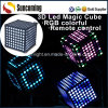 LED 3D Magic Colorful Cube Disco Decoration Lighting