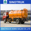 Sewage Clean Truck  Vacuum Sucker Tankers Truck for Sale