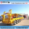 80tons Low Bed Trailer for Sale