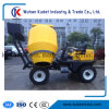 1tons Three Side Discharge Concrete Mixer (SD100M)