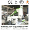Plastic Extruder with Agglomerator for Recycling TPE Strand
