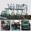Wheat Maize Corn Flour Milling Crushing Machine Price for Zambia Ethiopia Algeria (10t)
