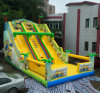 Factory Direct Sell Giant Minions Inflatable Jumping Bouncer Slide