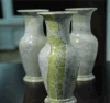 Silver Green Onyx Home Deco-Vase Onyx Decoration