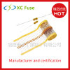 3*8 XC Mini Fuse Resistance Slow Blow Fuse with UL VDE Certification
