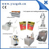 1-4L Semi-Automatic Paint Rectangular and Square Tin Can Production Line