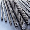Round Strand Stainless Steel Wire Rope Wire Line