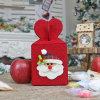 Wholesale Christmas Decoration New Folding Apple Gift Bag Non-Woven Box