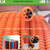 PE Cod Multi-Channel Cluster Cable Spiral Pipe Extrusion Equipment