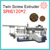 Extruder Feed machine Extrusion Machinery for Floating/ Sinking Fish Feed