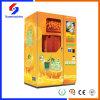 High Capacity Orange Juice Vending Machine
