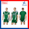 Healong International Sportswear Gear Sublimation Children′s Football Uniforms