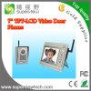 7 Inch Digital Wireless Wall-Mount Desktop Video Door Phone (SVI-709CW+06CW)