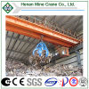 Electric Single Beam Grapple Overhead Crane