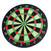 OEM Magnetic Foldable Flocking Toy Dart Dartboard Set