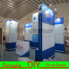 Aluminum Customized Modular Exhibition Booth Display Fair Stand with Storage