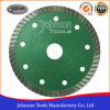 115mm Ceramic Tile Saw Blade Cold Press Turbo Cutting Blade