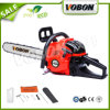 45cc New Style CE Gasoline Wood Cutting Machine Chain Saw