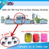 Ultrasonic Nonwoven-Fabric Carry Bag Making Machine