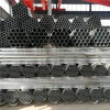 Circular Hollow Sections Pre-Galvanized Round Steel Pipes