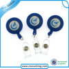 Morden Badge Reel with Key Ring