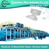 Full-Automatic Adult Diaper Machinery Manufacture Supplier in China (CNK300-SV)