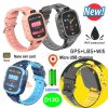 Waterproof IP67 1.44 Touch Screen GPS Tracker Watch with Sos D13G