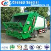 Chinese Factory Supply Isuzu Self Loading Garbage Compactor Truck