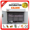 CE Approved Cheap Fully Automatic Quail Incubator for 2112 Eggs