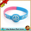 Figured Bracelet Silicone Watch Bracelet (TH-05216)