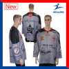 Healong China Cheap Price Apparel Gear Sublimation Club Ice Hockey Jerseys