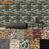 Ready to Ship! Home Decoration PVC 3D Wall Paper Wallpaper