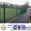 Factory Supply Galvanized Palisade Fence