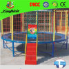 Fashion Round Sport Trampoline for Sale