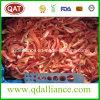 None Pesticide IQF Frozen Sliced Red Pepper